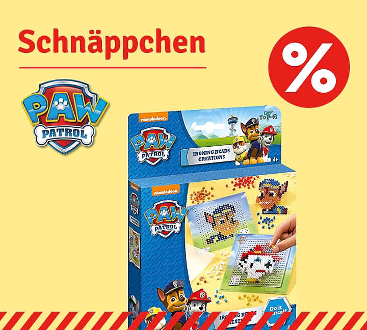 paw patrol fanartikel online kaufen mytoys. Black Bedroom Furniture Sets. Home Design Ideas