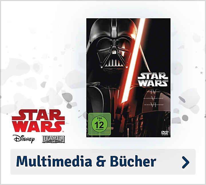 Star Wars Multimedia & Bücher