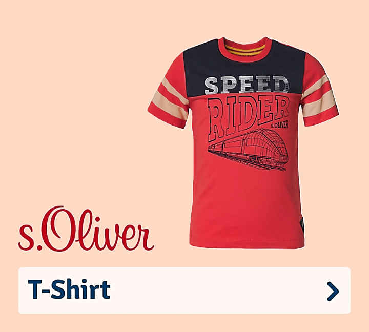 s.Oliver T-Shirts