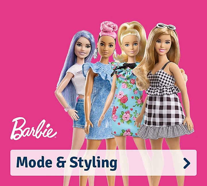 Barbie Zauberhafte Weihnachten 2019.Barbie Puppen Barbie Und Ken Neuheiten Sowie Zubehör Im Online