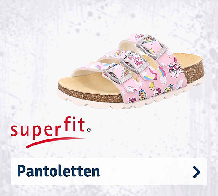 superfit Pantoletten