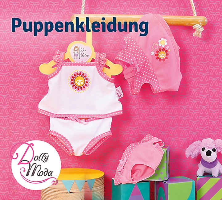 Puppenkleidung