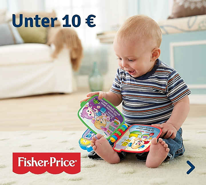 Fisher-Price unter 10€