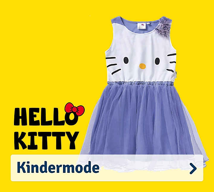 Hello Kitty Kindermode