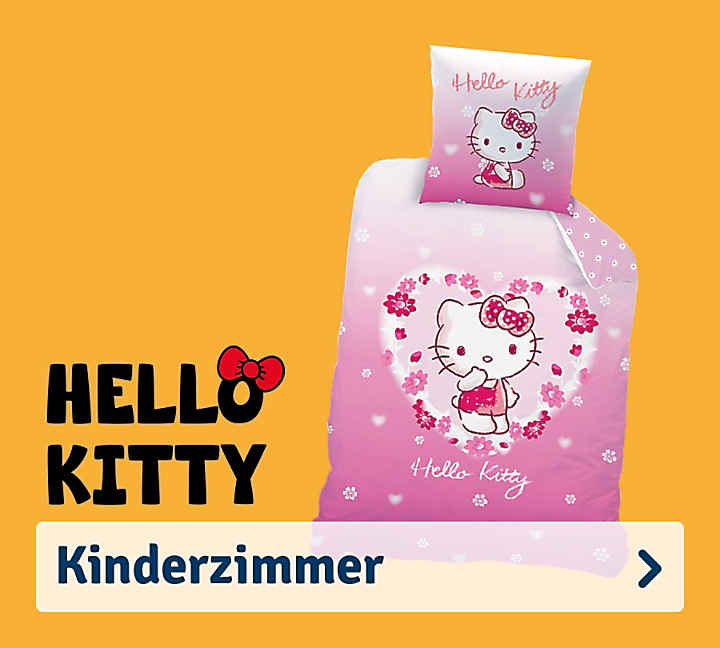 Hello Kitty Kinderzimmer