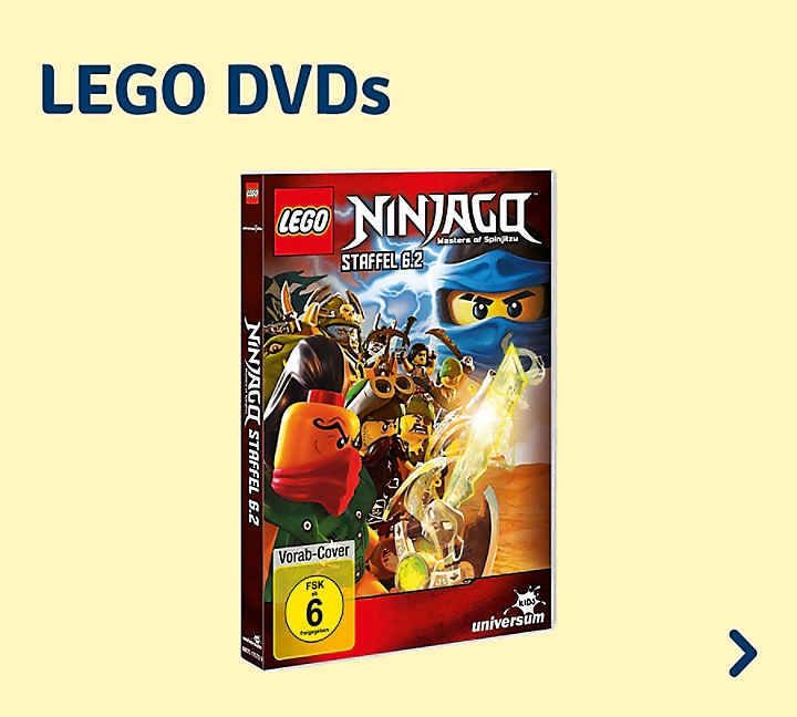 LEGO DVDs