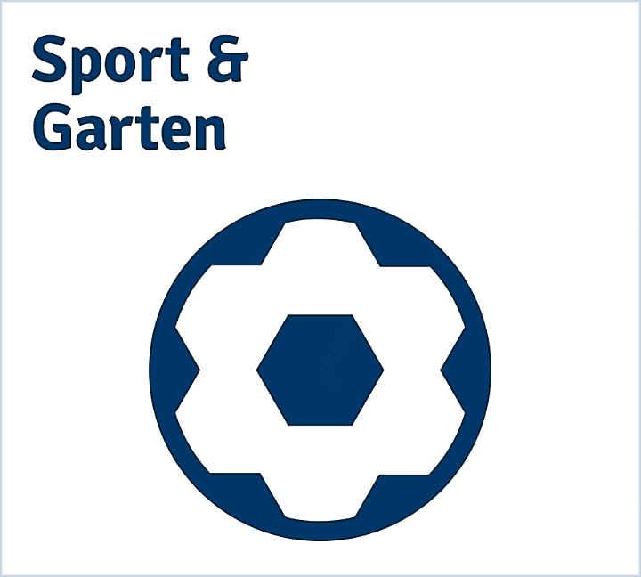 Kategorie: Sport und Garten