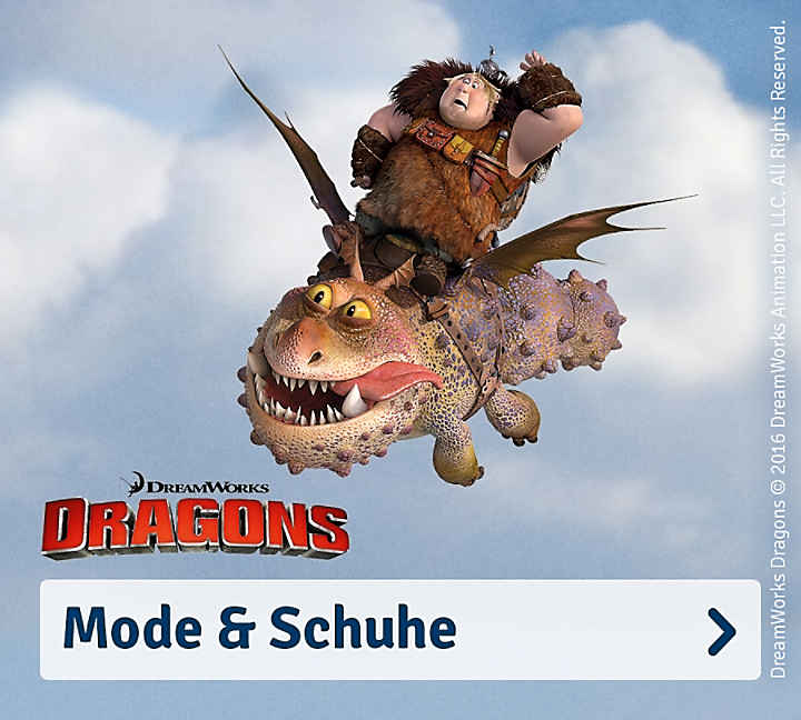 Kindermode von Dragons