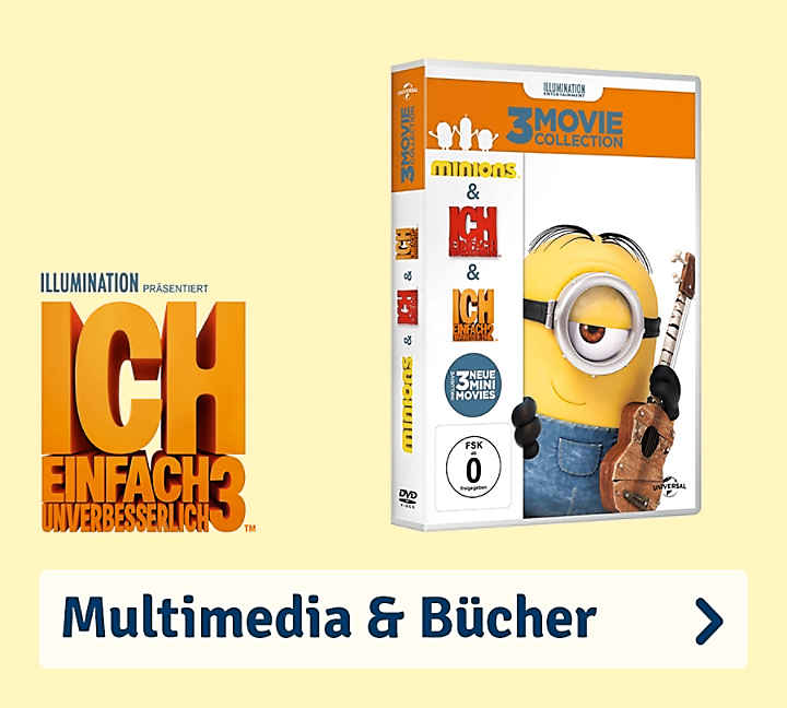 Minions Multimedia & Bücher