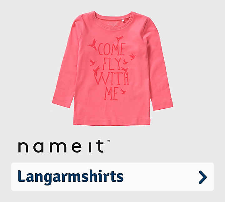 name it Langarmshirts