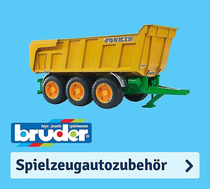 Spielzeugautos & Zubehör Bruder 02212 Joskin Wannenkippanhänger günstig kaufen