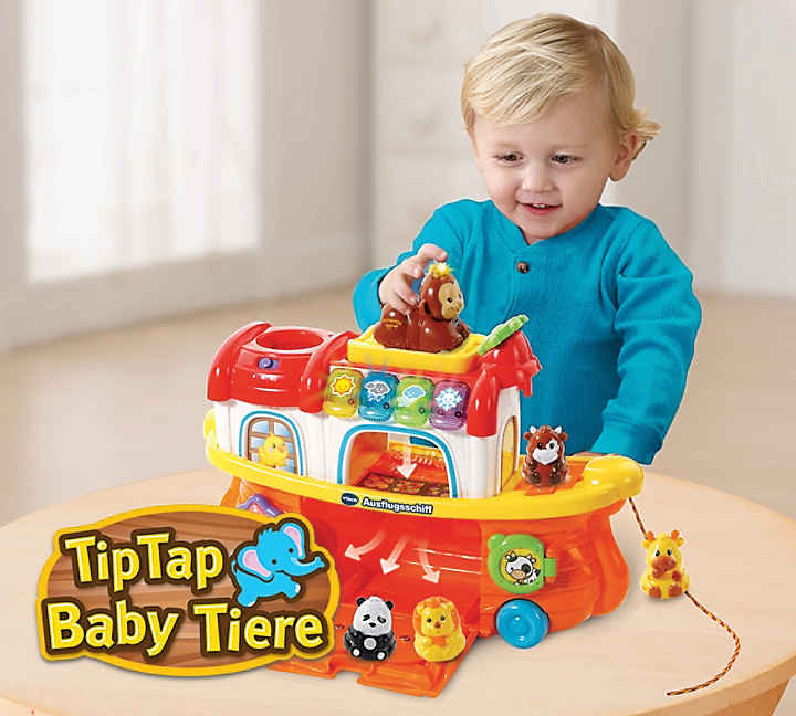 vtech Tip Tap Tiere