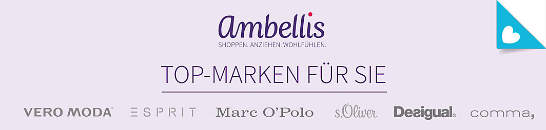 AuBergewohnlich Top Marken Bei Ambellis