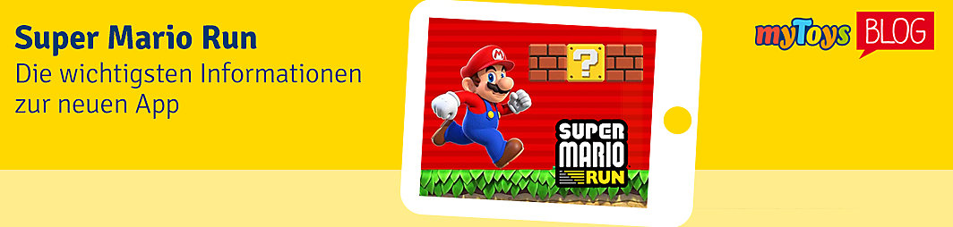 Super Mario Run - myToys Blog